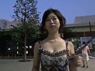 Pretty Asian Teen Yuka Tsubasa Is Sucking Dick In The Shower